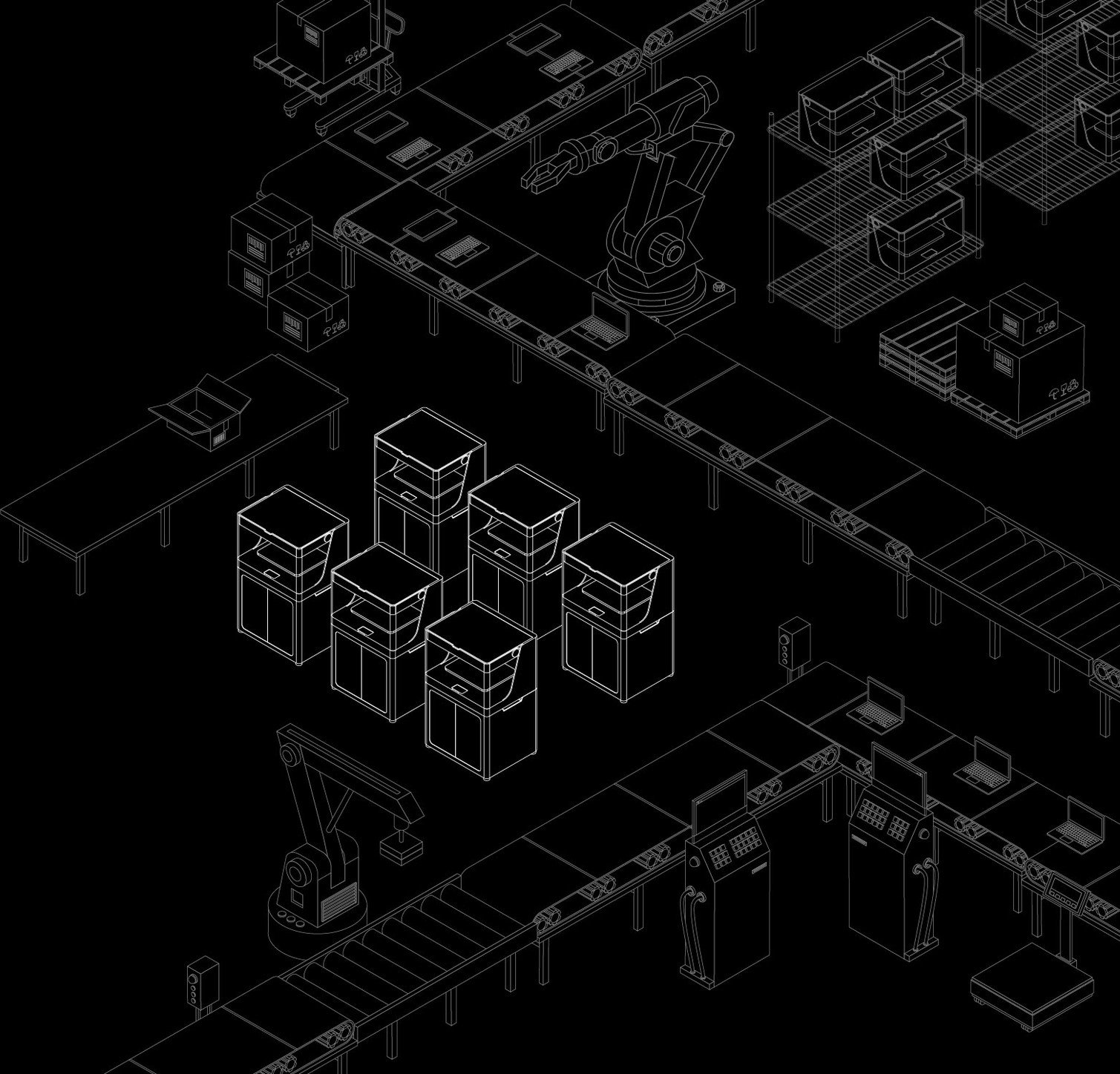 カーボンファイバーを造形できる3Dプリンター