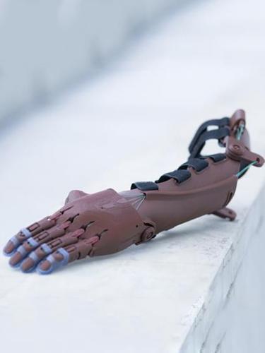 【お客様事例】Raise3Dプリンターで低価格義肢製作!