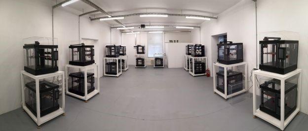 ロシアの3Dプリンター工場(2050.AT)–3Dプリンターで工場生産を最適化へ