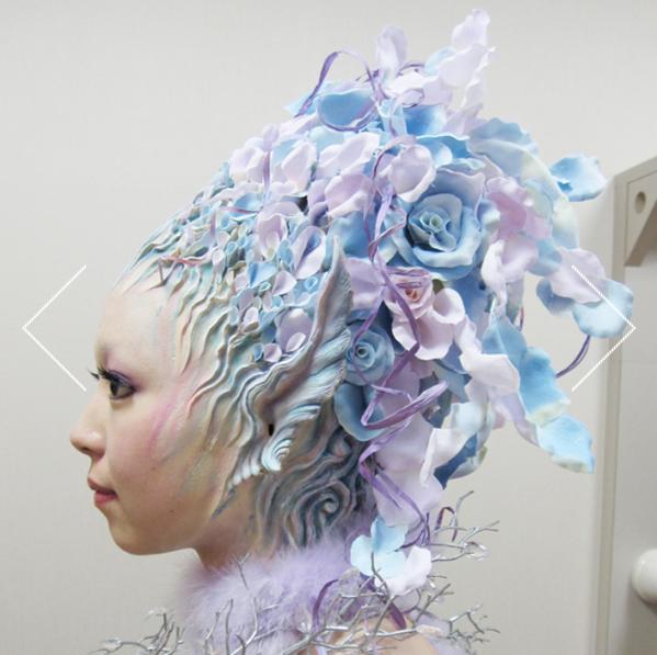 3Dプリンターが特殊メイク・特殊造形への応用