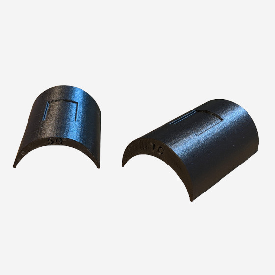 長繊維カーボンファイバー3Dプリンターでカスタムパーツを製作