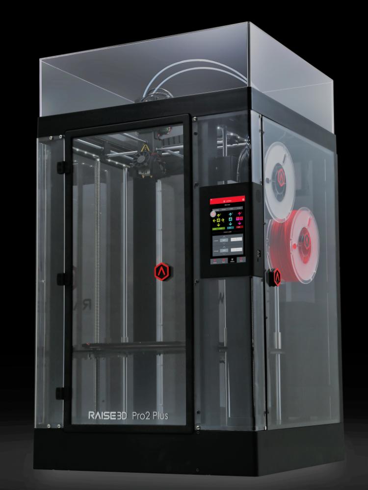 Raise3Dを活用した製品試作および商談の効率化事例
