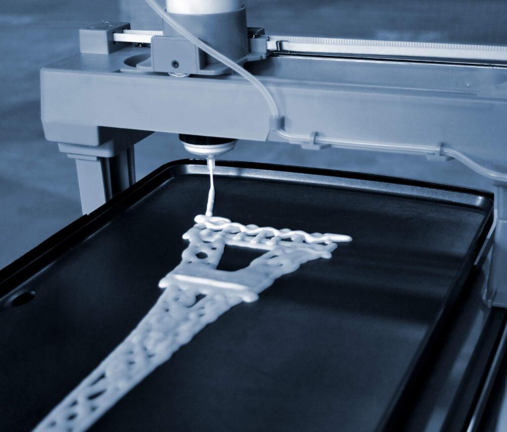 3Dプリンターの活用例