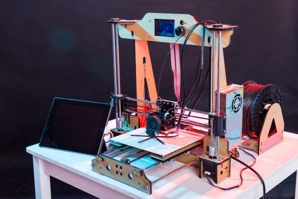 3Dプリンターのサポート材とは?