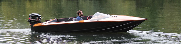 EinScan3Dスキャンから製造まで―新次元ボート作り挑戦