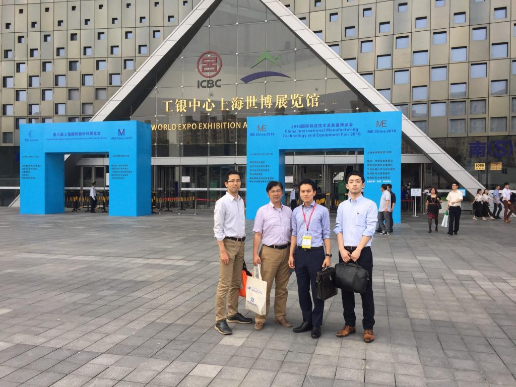 中国:Asia 3DPrinting TCT 2017